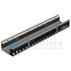 Лоток водоотводный Gidrolica Super ЛВ -15.19,6.11,8 - пластиковый, кл. Е600