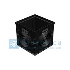 Дождеприемник Gidrolica Point ДП-30.30 - пластиковый