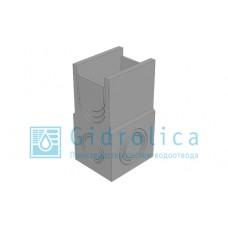 BGU пескоуловитель DN300 500/440/900, односекционный