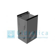 BGM пескоуловитель для тяжелых нагрузок DN300, 500/440/900, односекционный, с чугунной насадкой