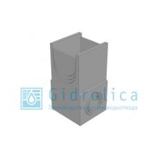 BGU пескоуловитель DN400 500/540/1000, односекционный